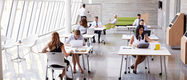 Coworking Spaces - An Innovation That Stays