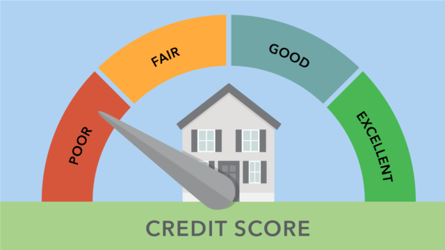 housing and its result on consumer credit