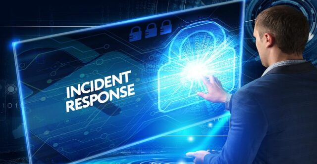 Incident response consulting firm
